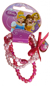 GABBIANO Bracelet Disney Princess Pearls 36650 36065 Accessory Bambine And Girls