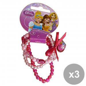 Set 3 Walt Disney Princess Bracelet Purina 36650 36065 Products For Hair