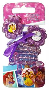 GABBIANO Collier + Clic Clac Disney Princesse 36670 (36066) Accessoire Pour les cheveux