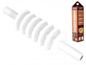 ELETTRO C. aglia sfoglia professionale dentato Strumenti da cucina