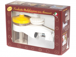 ELETTRO C Torchietto Con Polipropilene 3 Trafile Utensili Da Cucina