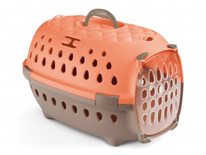 STEFANPLAST Pet Carrier Travel Chic With Port Fishing Plastic