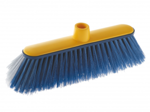 RE Scopa elena doplasticaie setole Attrezzi per le pulizie casa