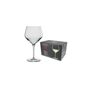 BORMIOLI LUIGI Confezione 6 calici in vetro atelier chardonay Arredo tavola