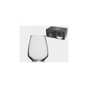 BORMIOLI LUIGI Confezione 6 bicchieri in vetro atelier risl Arredo tavola