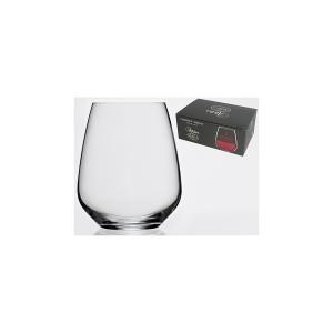 BORMIOLI LUIGI Confezione 6 bicchieri in vetro atelier cabernet Arredo tavola