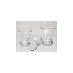 DURALEX Set 12 x 4 bicchieri in vetro duralex amalfi cl 7 Arredo tavola