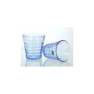DURALEX Set 12 x 4 bicchieri in vetro prisme marine cl22 Arredo tavola
