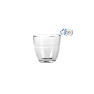 DURALEX Set 12 Conf. 4 bicchieri in vetro gigogne trasparente cl16 Arredo tavola