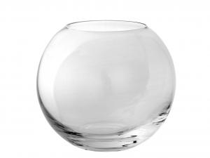 BOHEMIA Vaso sfera liscio cm17,5 Arredo e decorazioni casa