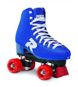 ROCES Roller Skates Quad 52 Blue Star For Figure Skating Pvc 550062_001
