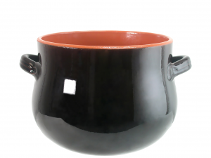 HOME Pentola ceramica marrone bomb cm18 Preparazione cibi