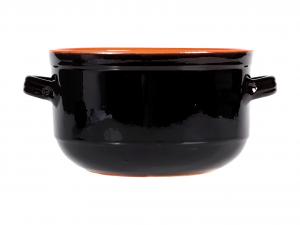 DE SILVA Umidiera ceramica marrone cm21 Pentole e preparazione cucina