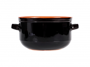DE SILVA Umidiera ceramica marrone cm18 Pentole e preparazione cucina