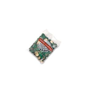CASALINGHI Conf. 200 tappi corona con sottotappo verde Bottiglie Arredo tavola