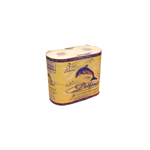 Emballage 4 pourriture IGIENIC dauphin