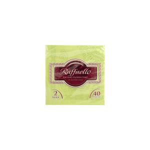 Paquet de 40 serviettes de table cm cèdre 38x38 Linge de table