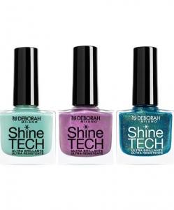 DEBORAH Smalto Shine Tech 03 Decorazione Unghie Manicure E Pedicure