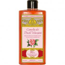 AMOVITA Camelia Of The Dukes Veneziani Toning Shower 500 Ml