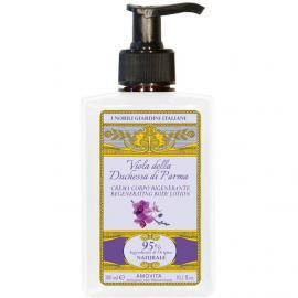 AMOVITA Purple Duchess Of Parma Regenerating Body Cream 300 Ml