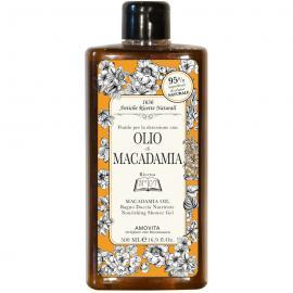 AMOVITA Macadamia Oil Nourishing Shower 500 Ml Bath Products