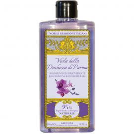 AMOVITA Purple Duchess Of Parma Regenerating Shower 500 Ml
