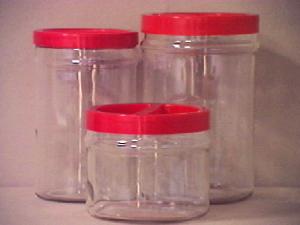 BORGONOVO Barattolo vetro ortes cc2500 tappo vite Contenitori per cibo
