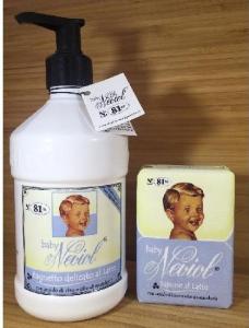 MARIO FISSI Delicate Neviol Baby Bath 500 Ml Body Care And Beauty