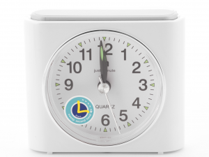 ROWELL Alarm Quartz gr Decoration For the House