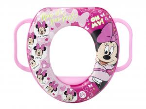 LULABI Disney Minnie 3 Wc Réducteur avec poignée en plastique et PVC online