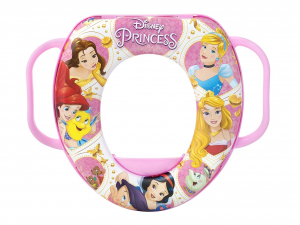 LULABI Reducer Wc Disney Princess New With Handle Plastic And Pvc