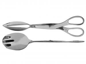 ROSSATO Pinza gastronomica acciaio inox art 18000 Utensili da cucina