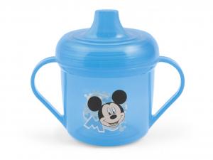 Set 6 LULABI Tazza In Polipropilene Secondi Sorsi Disney Mickey 3