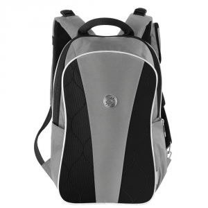 Pacsafe Backpack Computer Bag Unisex Meshsafe B100 Black Silver Pb042bs Protective
