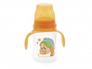 LULABI Biberón Polipropileno / Silicona Mammolo Cuello Largo 240 Cuidado del niño