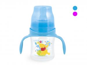 LULABI Biberón Polipropileno / Silicona Winnie Cuello Largo 120 ml Cuidado del niño