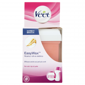 VEET Reload Roll-On Legs And Arms Dry Skin Womens Waxing