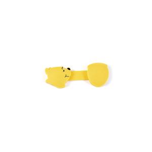 LULABI Confezione 2 Blocca Ante Abs Winnie Centimetri 11.5 Arredo Linea Bimbo