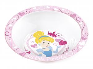 HOME Piatto Melamina Disney Princess Fondo 20 Arredo Tavola