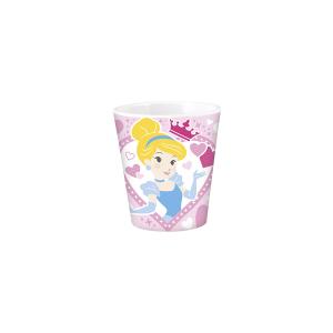 HOME Set 20 Bicchieri Melamina Disney Princess Cc190 Arredo Tavola