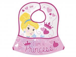 LULABI Bavaglino Eva Strappo Disney Princess Linea Bimbo Linea Bimbo