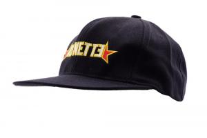 ARNETTE Cappello con frontino unisex nero 822985 cotone