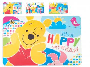 LULABI Set 12 Napperons Polypropylène Disney Winnie Bébé Articles Pour Bébés