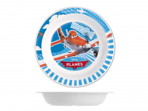 HOME Plate Melamine Disney Planes Fund 20 cm Furniture Table