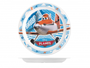 HOME Plate Melamine Disney Planes Plan 21.5 Furniture Table