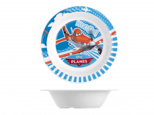 HOME Plate Melamine Disney Planes Pappa 16.5 Furniture Table