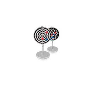 CHIO emballage en aluminium mini-jeux de fléchettes