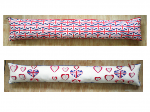 HOME Excluding draft excluder Tess British Assorted Decoration House