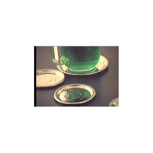 CASALINGHI Confezione 2 sottobottiglie inox Utensili da cucina