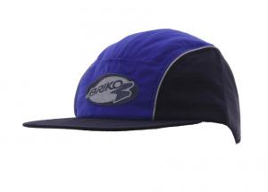 BRIKO Cappello con frontino unisex blu nero 8A9924